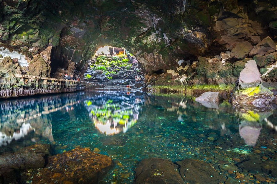 Grotta Jameos del Agua, Lanzarote