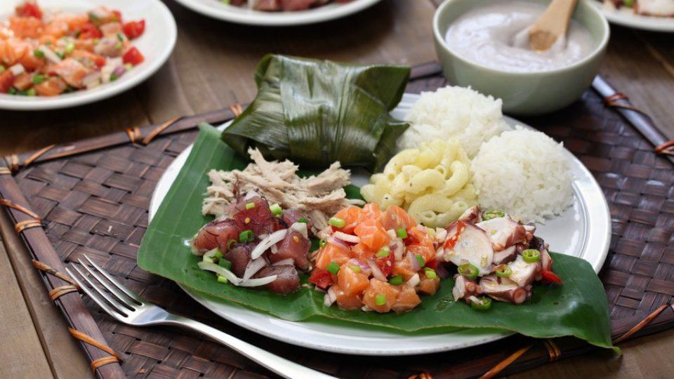 Cucina hawaiana