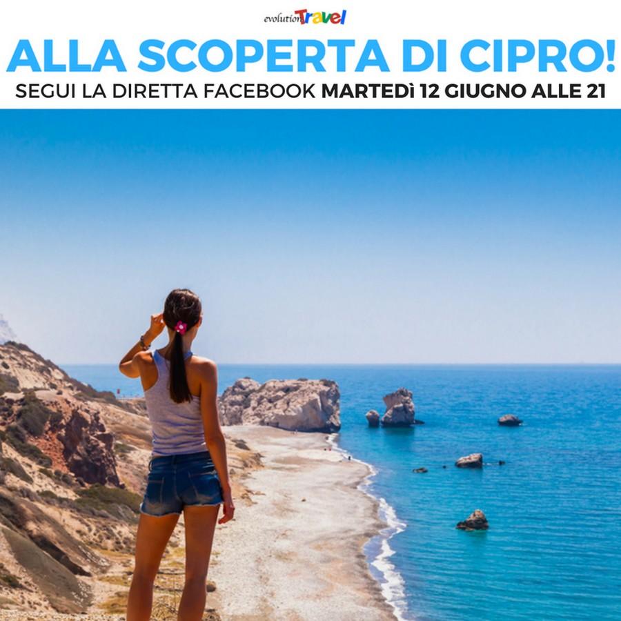Diretta Facebook su Cipro