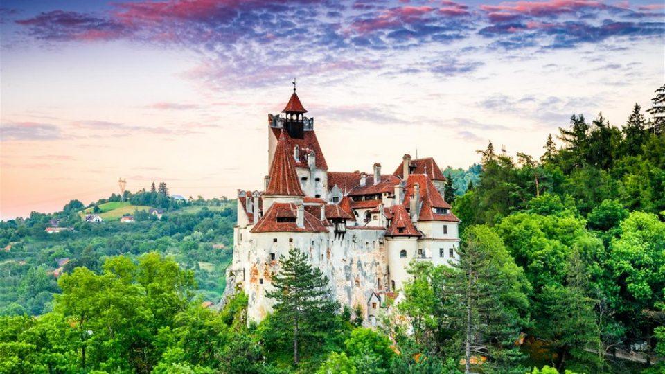 Castello di Bran in Transilvania
