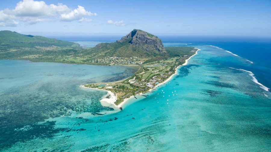 Panorama di Mauritius