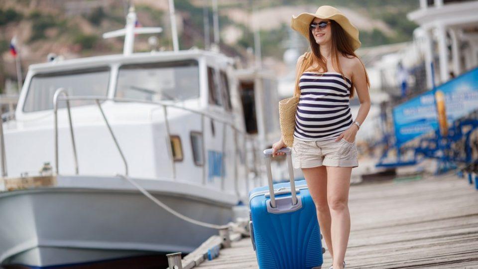 Vacanze in gravidanza