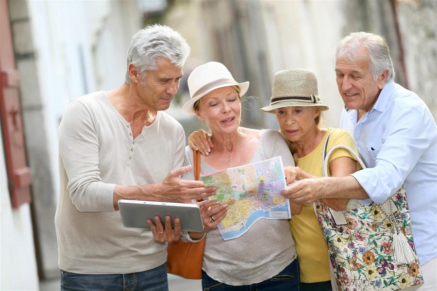 Viaggiare fa bene, a tutte le età