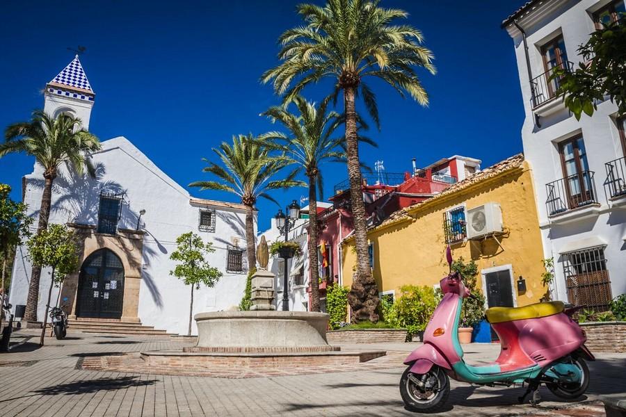Marbella, Casco Antiguo
