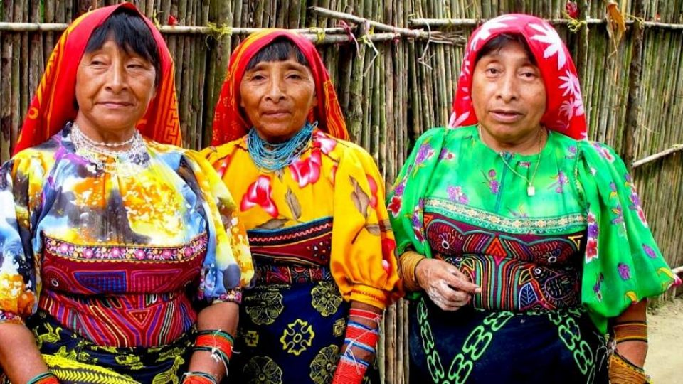Panama, tribù indigene Embera e Kuna