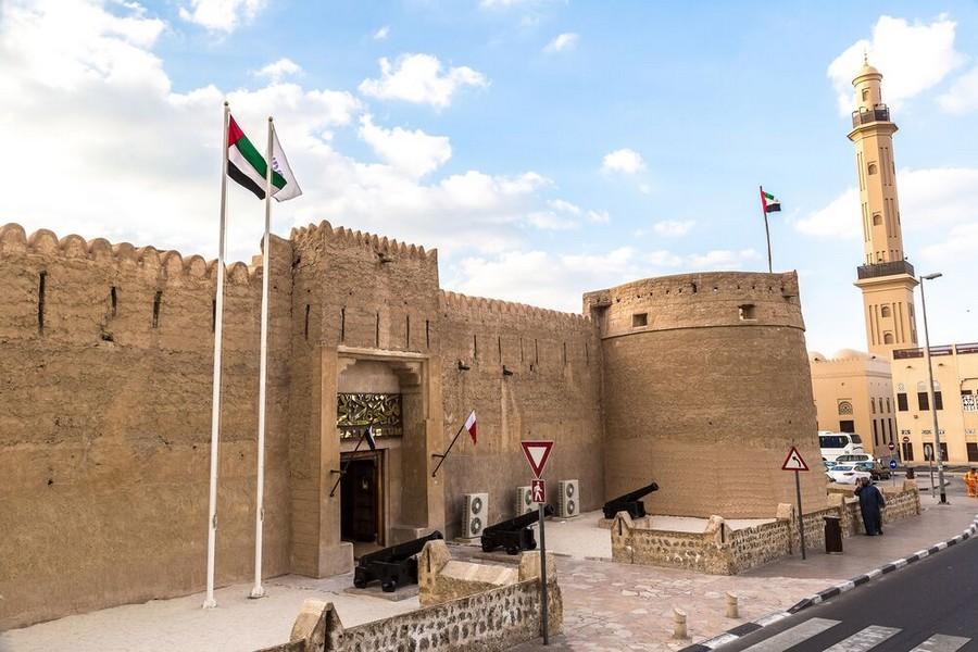Fortezza Al Fahidi, Dubai