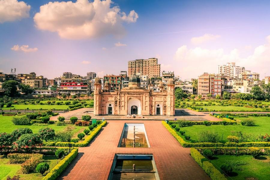 Lalbagh Fort o Fort Aurangabad, Dhaka City (Bangladesh)