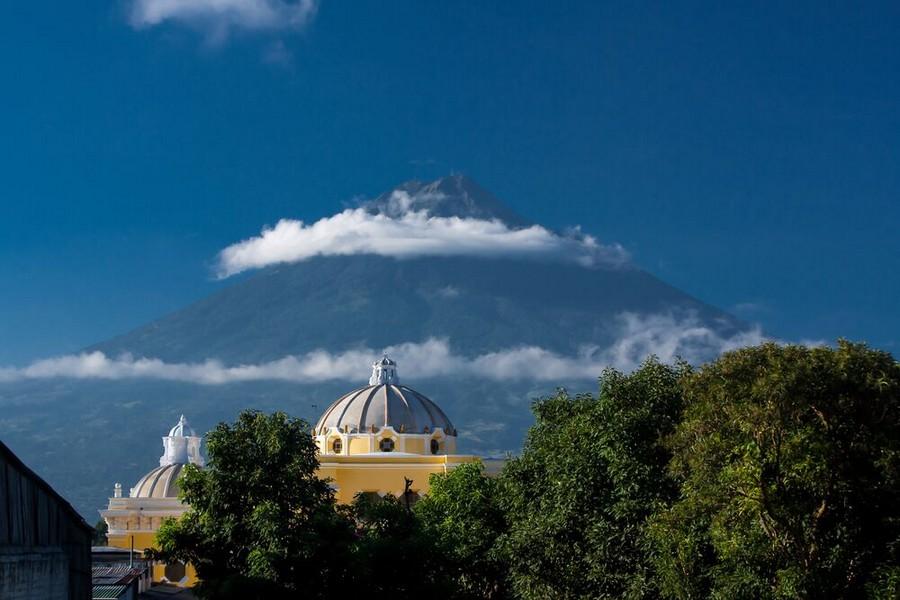 Chiesa della Merced, Antigua
