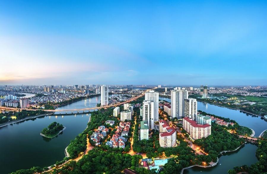 Hanoi, panorama