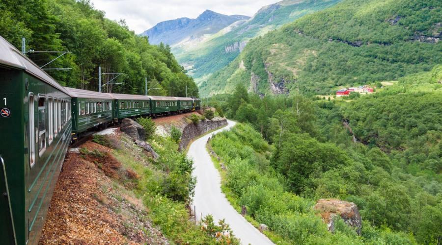 Flamsbana, la ferrovia di Flam - Norway in a Nutshell