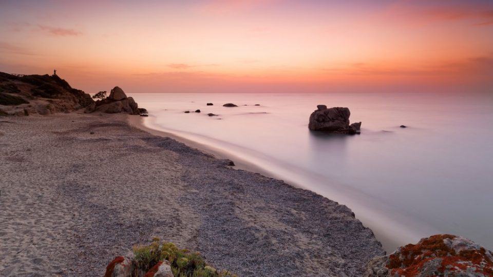 Scoglio di Peppino in Sardegna