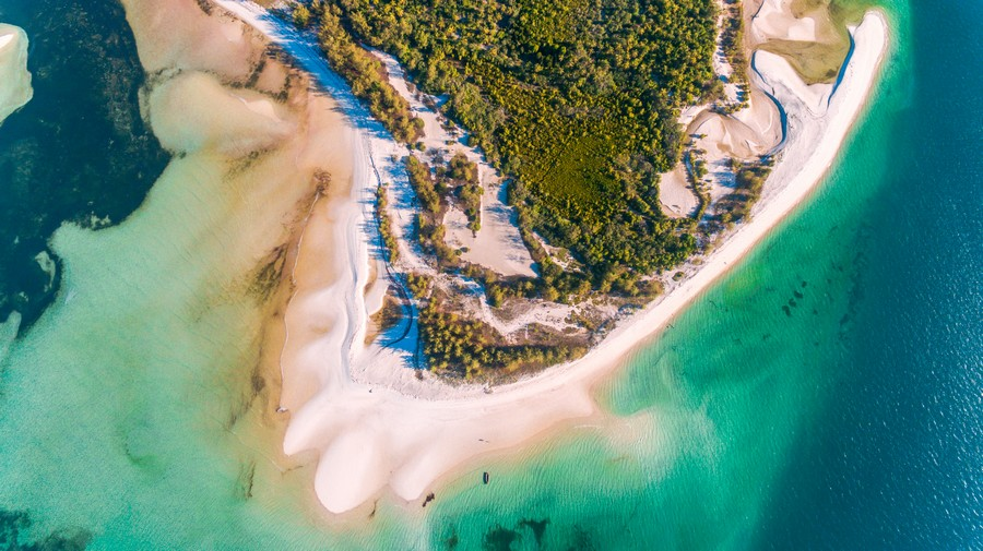 Utende Beach, Mafia Island