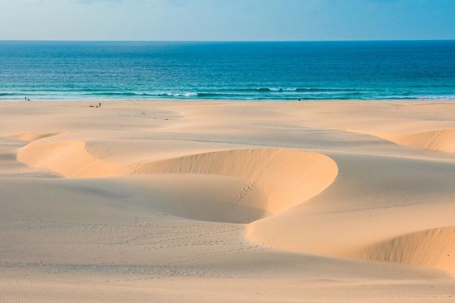Chaves beach, Praia de Chaves, Capo Verde