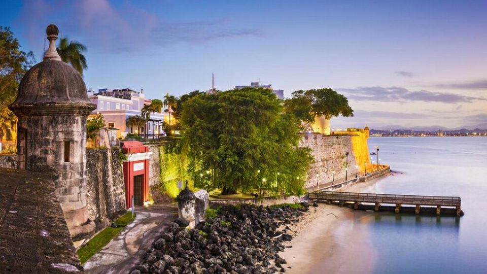 Puerto Rico, Paseo de la Princesa