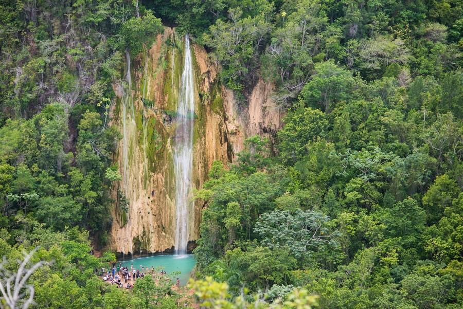 Salto Del Limon, Samanà