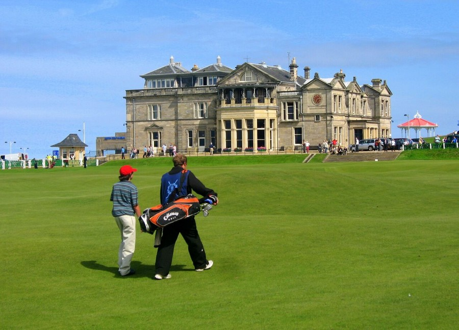 Royal Golf Club St. Andrews