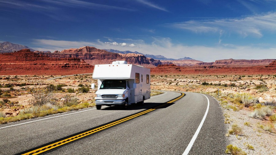 Viaggi in camper negli Stati Uniti