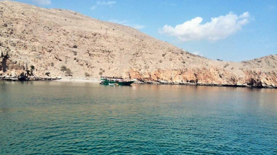 Crociera in dhow, Oman