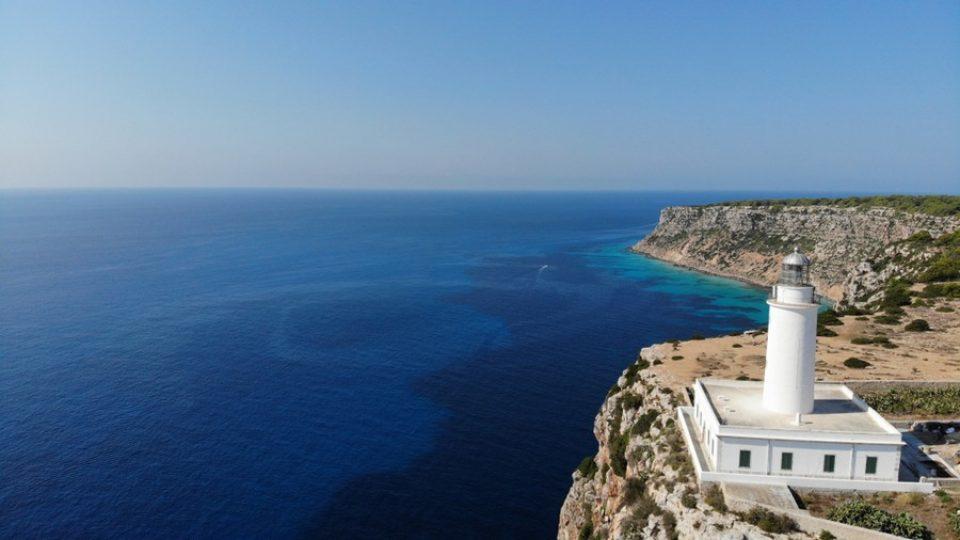 Trekking verso il Faro de la Mola, Formentera