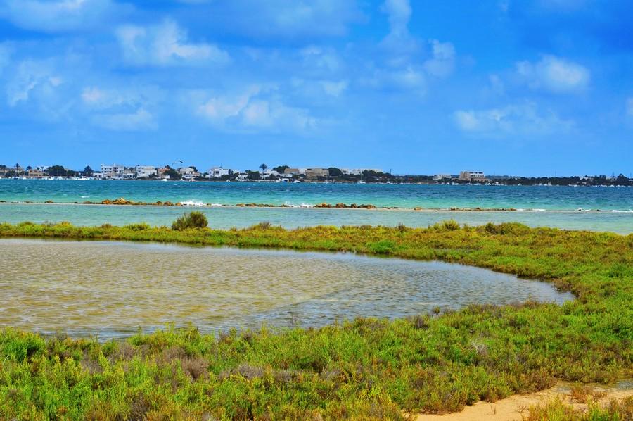 Parco Nazionale Ses Salines, Formentera