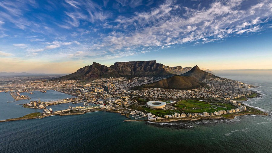 Cape Town, Sudafrica