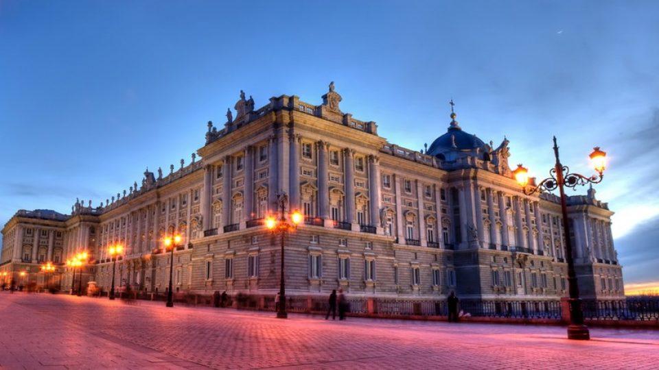 Palazzo Reale, Madrid
