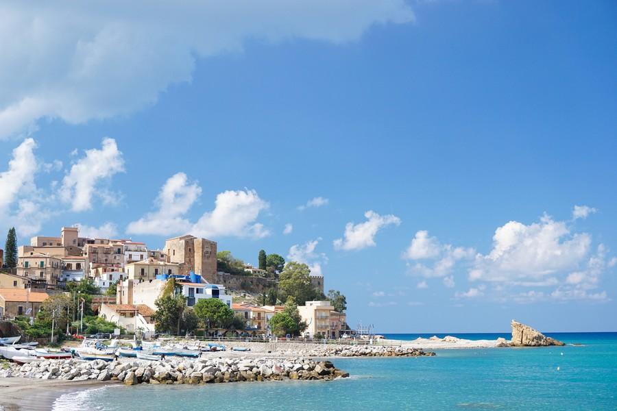 Castel di Tusa, Sicilia