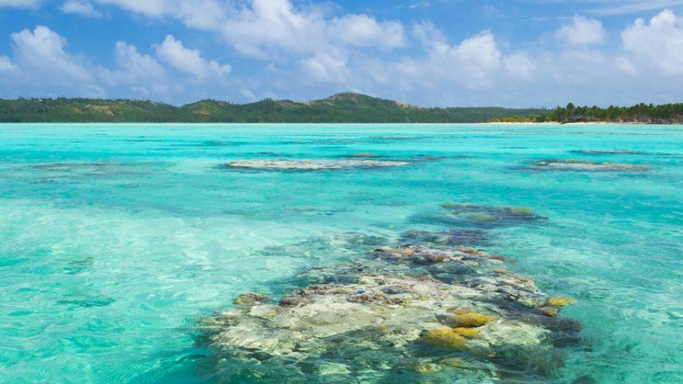 Laguna di Aitutaki, Isole Cook