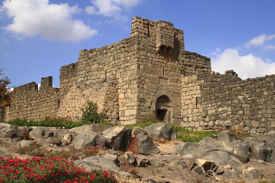 Qasr al Azraq, Giordania