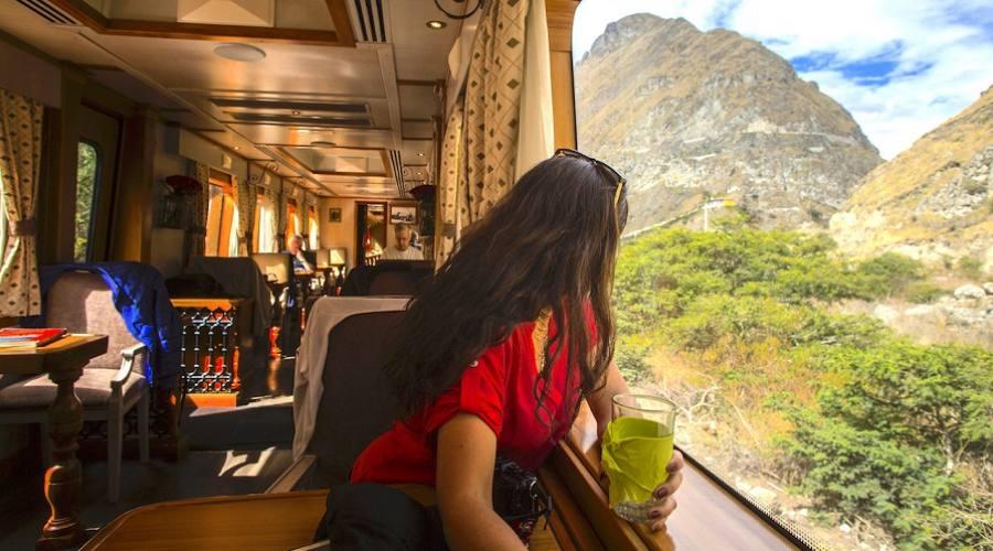 Tren Crucero sulle Ande in Ecuador