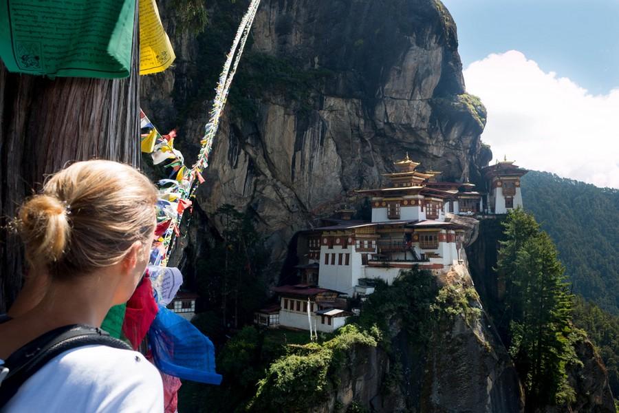 Monastero di Taktsang, gioiello del Bhutan