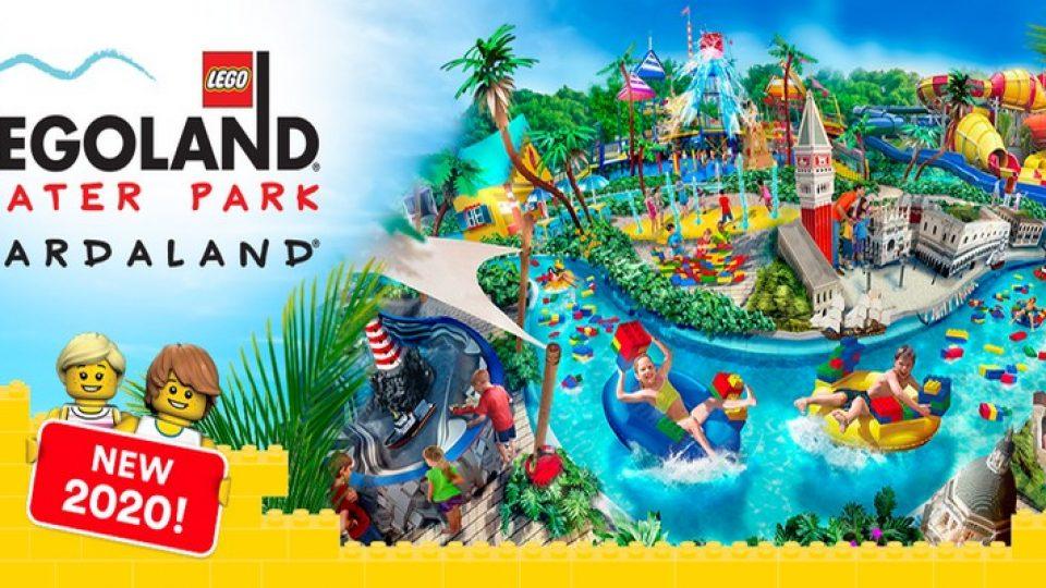 Legoland Waterpark a Gardaland nel 2020
