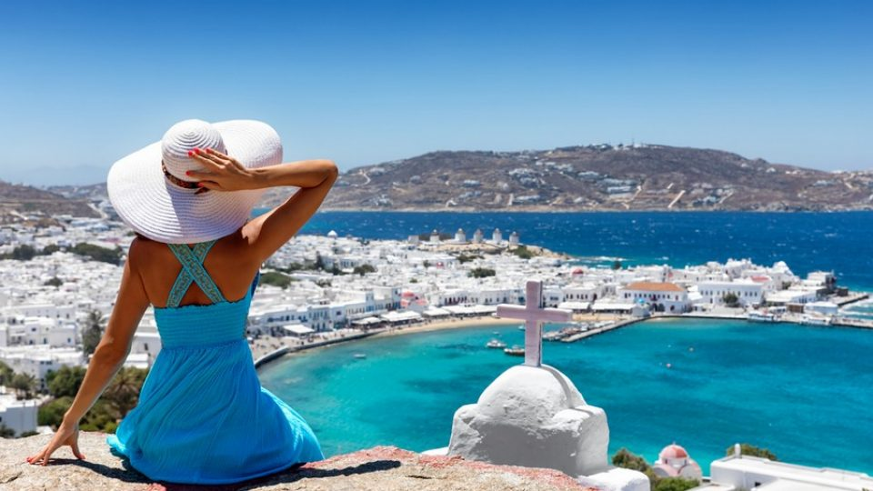 Vacanze da single a Mykonos