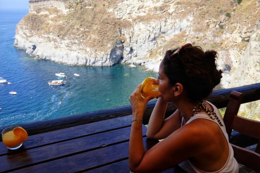 Relax sulla Baia di Sorgeto, Ischia