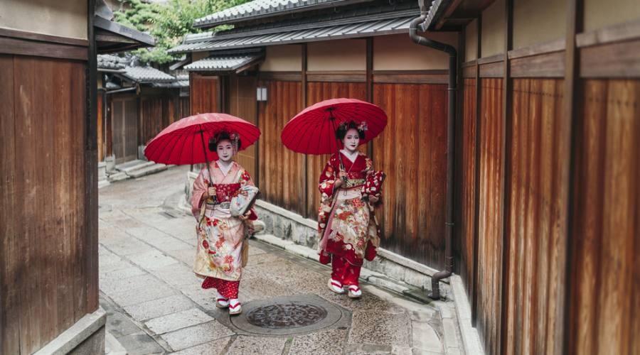 Machiya a Kyoto