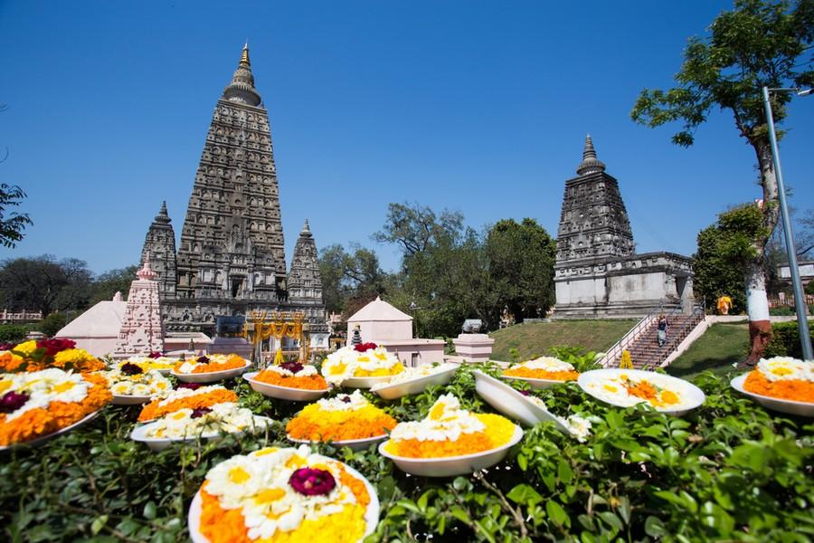 Tempio Mahabodhi – Bodh, Gaya