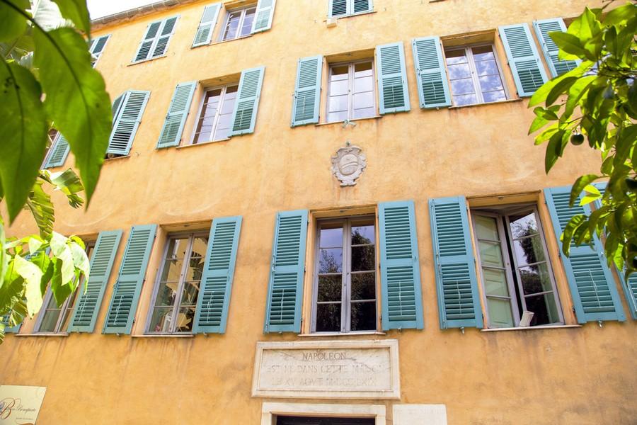 Casa natale di Napoleone Bonaparte