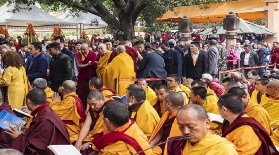 Un incontro con il Dalai Lama