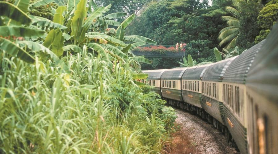 Treno di lusso Eastern & Oriental Express
