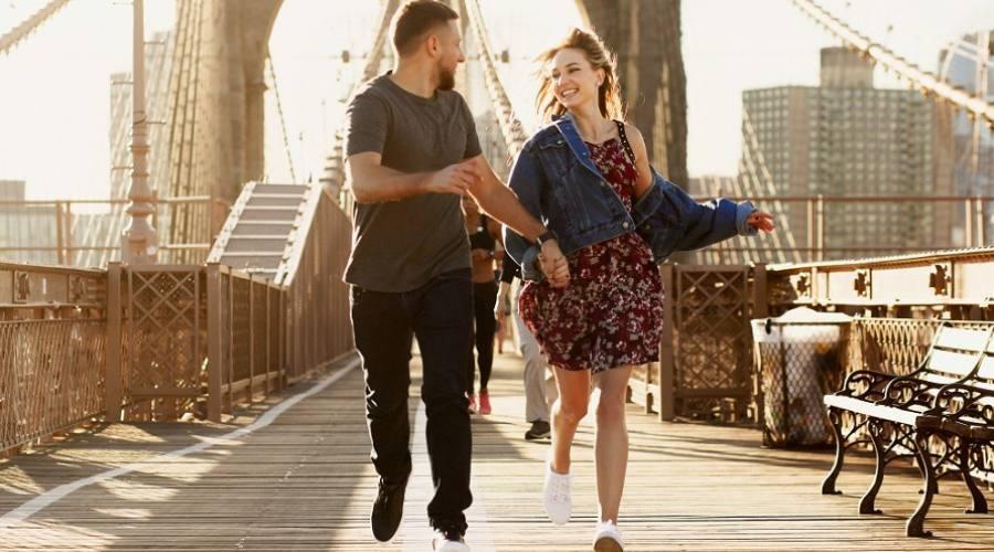 Viaggio romantico negli Stati Uniti