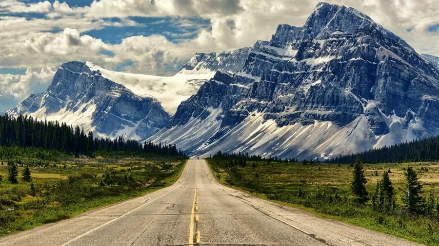 Canada, panorami sconfinati