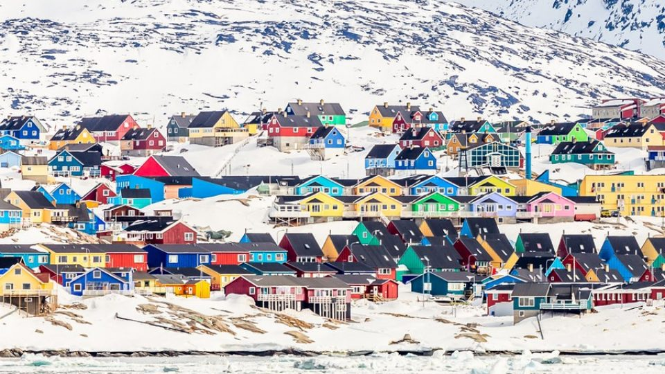 Case di Ilulissat, Groenlandia
