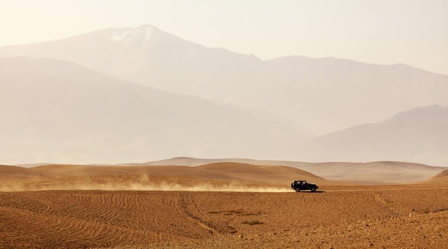 Tour del Deserto di Agafay