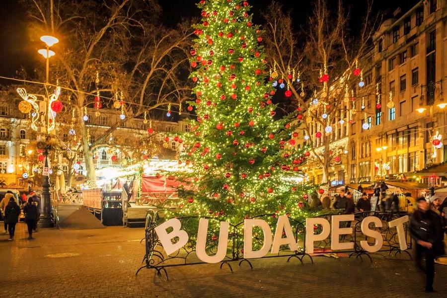 Mercatino di Natale di Budapest