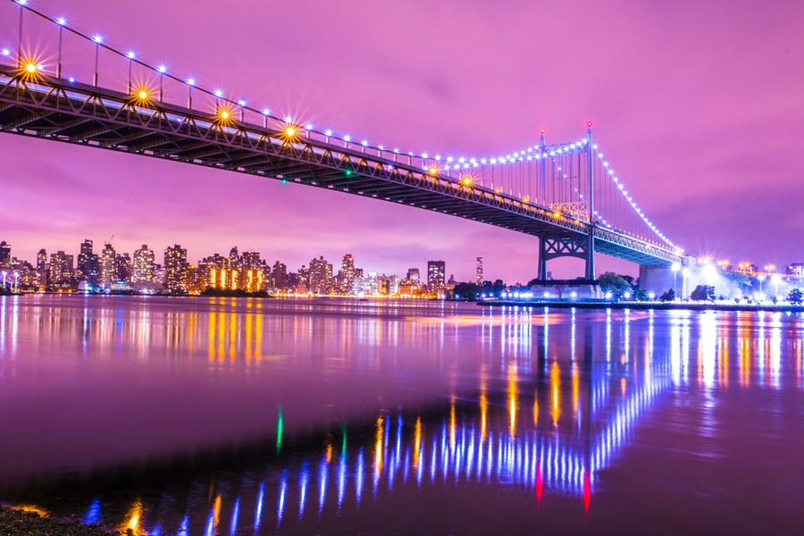 RFK Triborough Bridge, Astoria (New York)