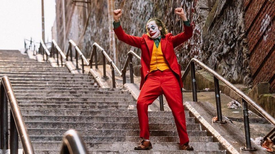 La scalinata di Joker, nel Bronx