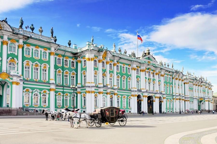 San Pietroburgo, Winter Palace