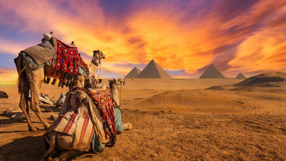 Giza, Egitto