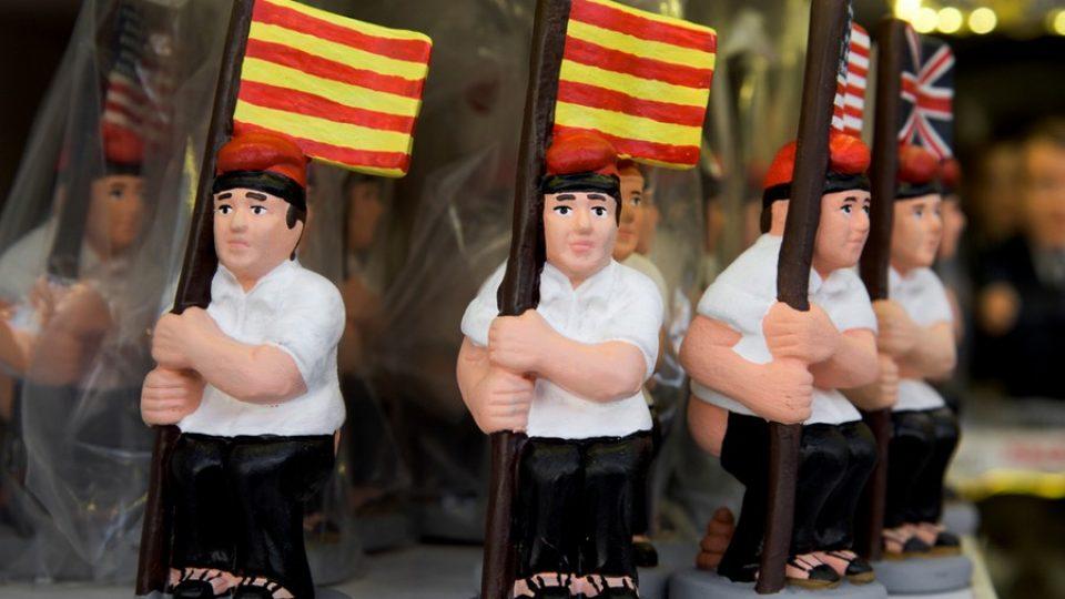 Caganer, buffo pastore dei presepi catalani