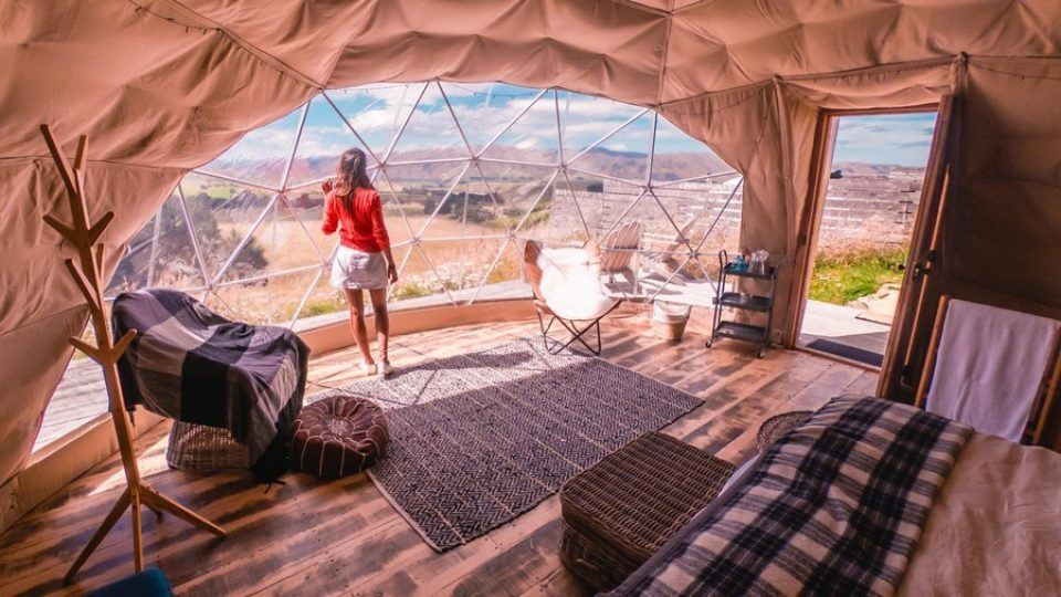 Il Glamping di Evolution Travel